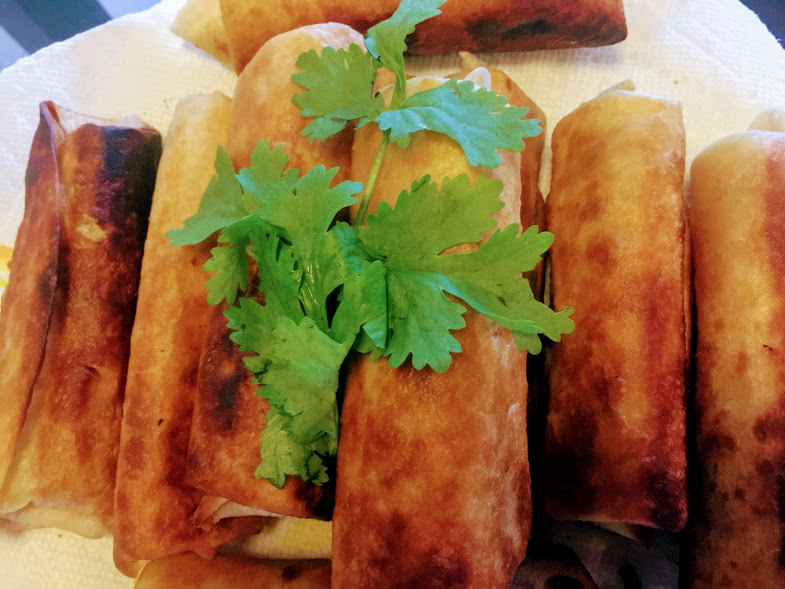 Delicious Shredded Beef Flautas