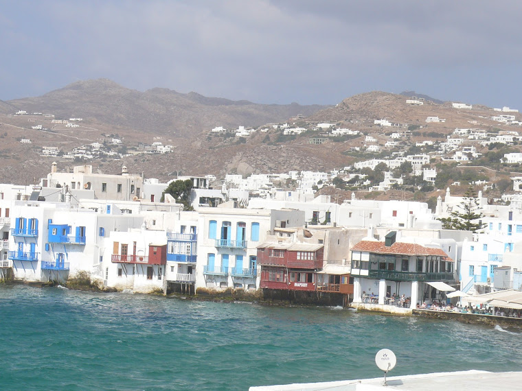 Inside Mykonos – Off the Beaten Track