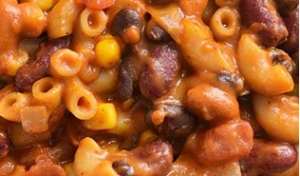 Cheesy Chili Mac Recipe!