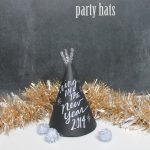 DIY New Year's Eve Bash on a Budget - FREE Templates and Printables