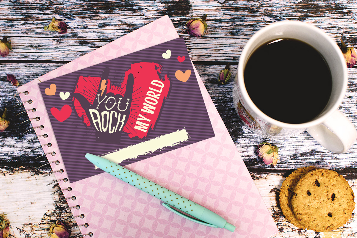 Spread Love  with Free Printable Valentine's Day Stickers