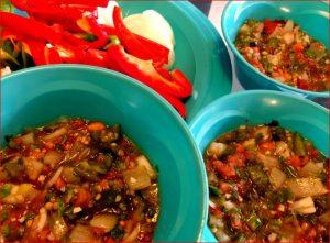 Oh So Spicy Homemade Salsa Recipe