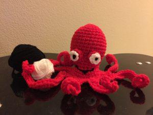 Octopus Amigurumi – Free Crochet Pattern