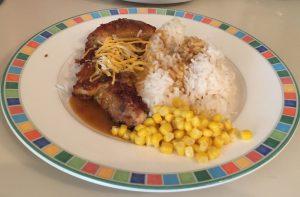 Homemade Chicken Katsu Curry