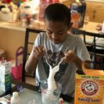 Easy Homemade Slime - 4 Ingredients - No Borax involved!