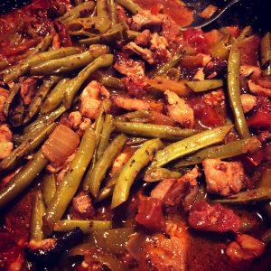 Chicken Sauteed in Shrimp Paste – Binagoongang Manok
