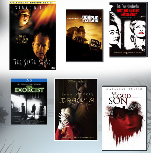 Classic Halloween Movies for Adults