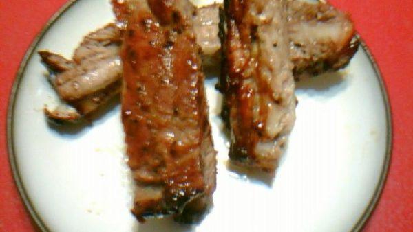 Braised Pork Spareribs
