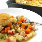 Guilt-free Turkey Pot Pie