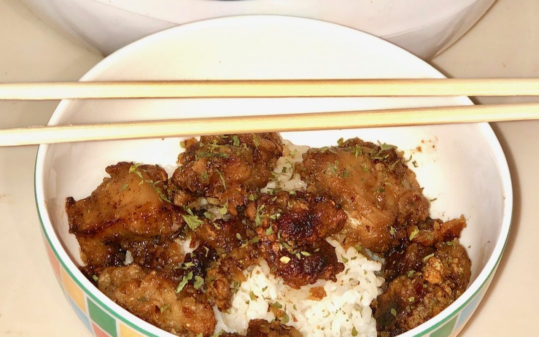 Asian Fried Chicken