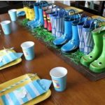 April Showers Parties and Events