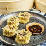 SHUMAI (FILIPINO PORK AND GINGER DUMPLINGS)