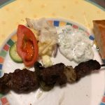 Greek Night & Beef Souvlaki Recipe