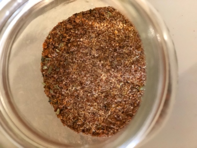 Tex-Mex Meat Rub