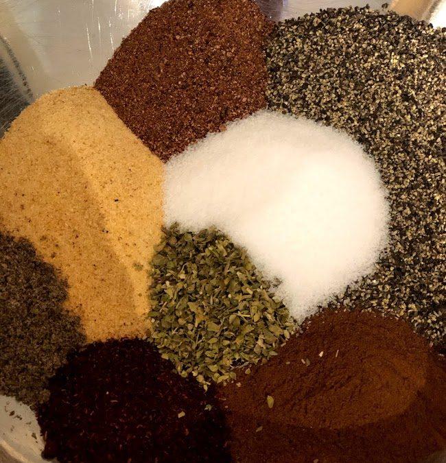Homemade Shawarma Spice Mix