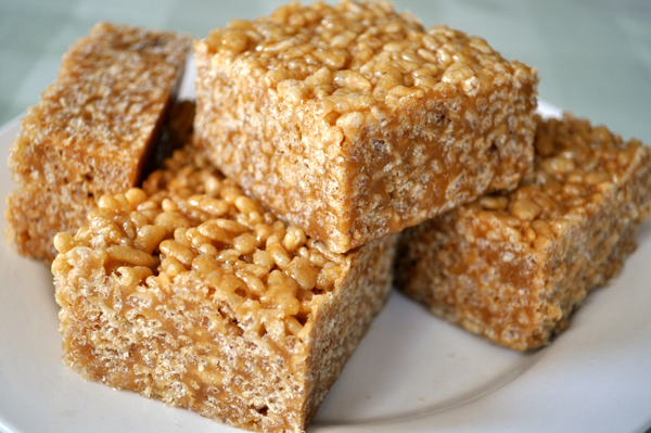 Vegan Rice Krispy Treats