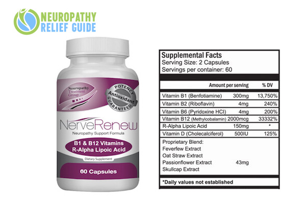 4 Benefits of using a supplement to help with nerve pain