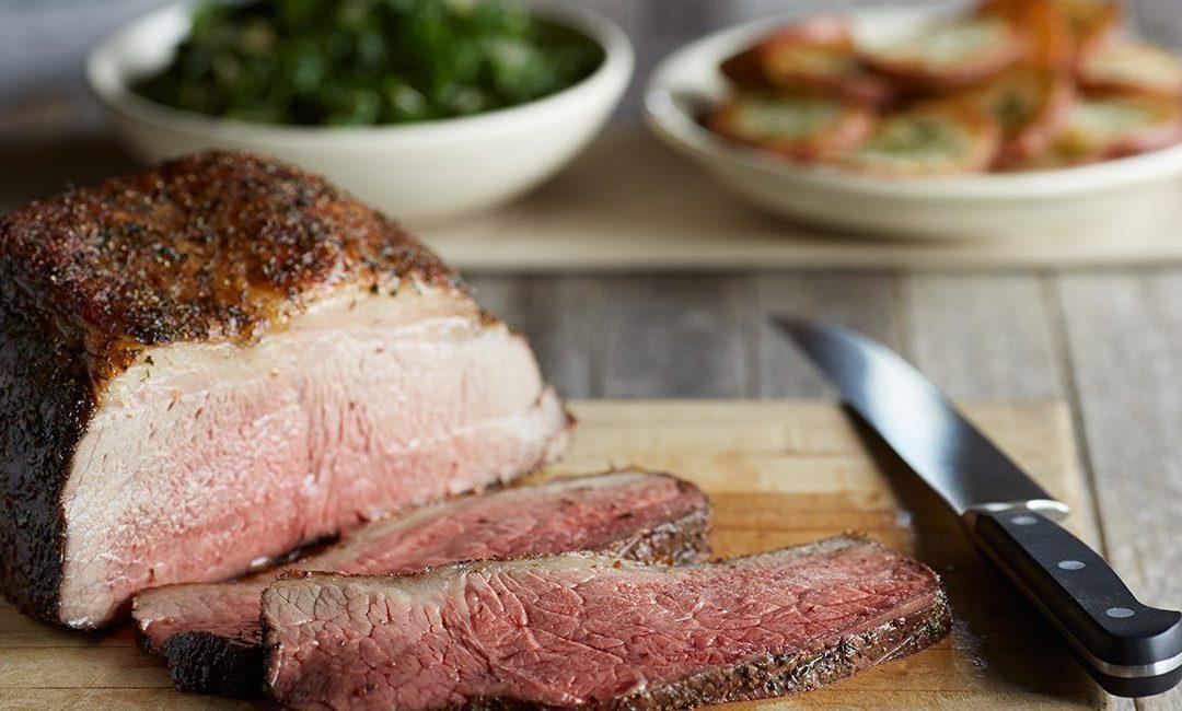 Basic BBQ Beef Rub