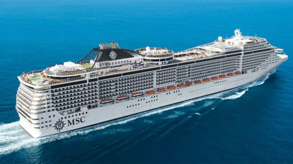 MSC Cruise – Never Again!