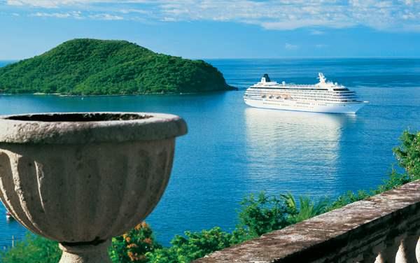 Transpacific Cruise