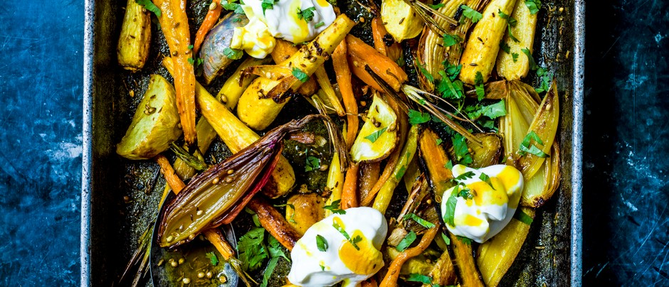 Best-ever veggie sides for Christmas