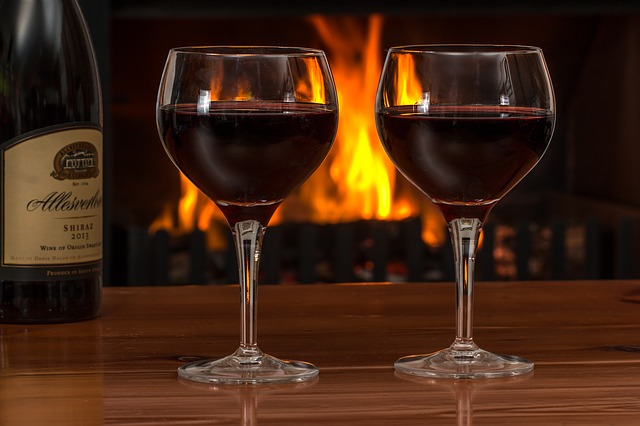 Dining Out: Wine And Meat