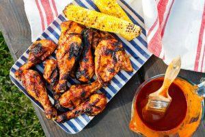 Bar-b-que Grilled Chicken