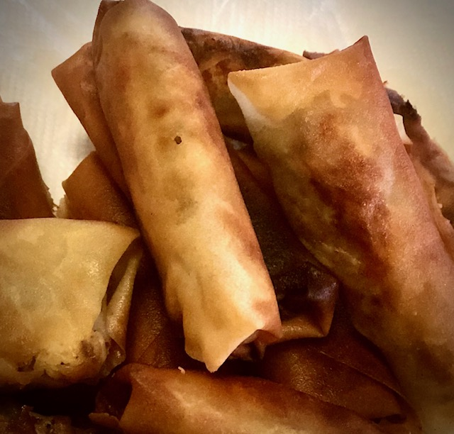 Lumpia – Filipino Egg Rolls