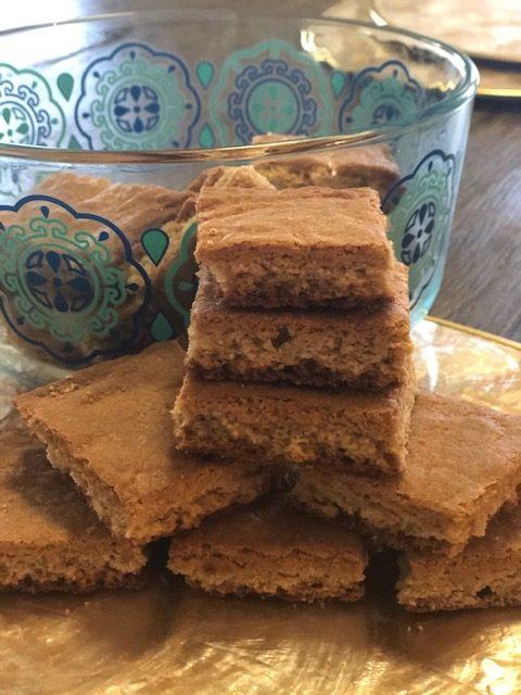 Easy Caramel Bar Cookies
