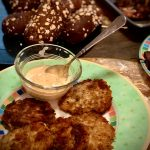 Easy Crab Cakes with Remoulade