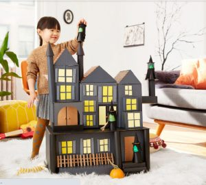 3 DIY Haunted House Crafts for Kids