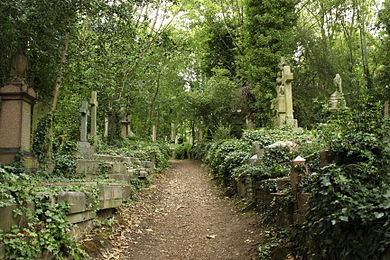 Virtual Tours of 5 of the World's Creepiest Cemeteries