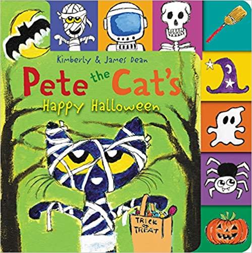 Halloween Reading List for Kids