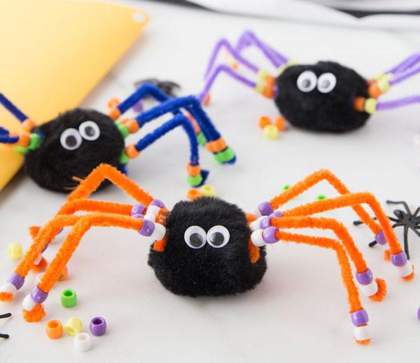 Spider Kids Craft