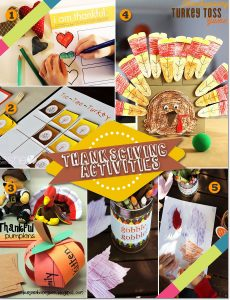 Thanksgiving Party Ideas for Kids: Fun Activities, Crafts, Treats!