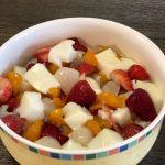 Almond Float Recipe