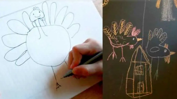 Turkey Arts and Crafts Activities
