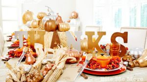 5 Creative Ideas for Your Office Thanksgiving Party
