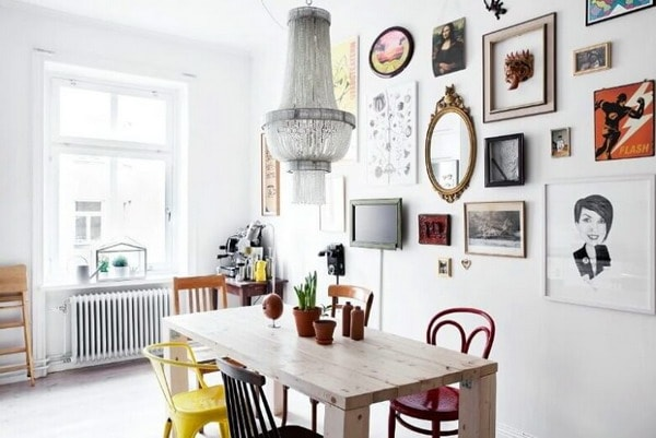 DIY wall decor trends 2021