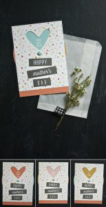 Mothers Day Wheel Card