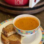 Creamy Rustic Tomato Soup