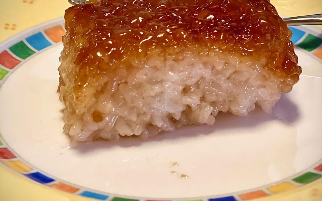 Biko, Malagkit, or Bibingka?  Easy Filipino Rice Cake