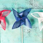 4th of July Patriotic Pinwheels for Cricut & Silhouette
