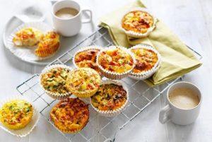 Egg Muffins Three Ways
