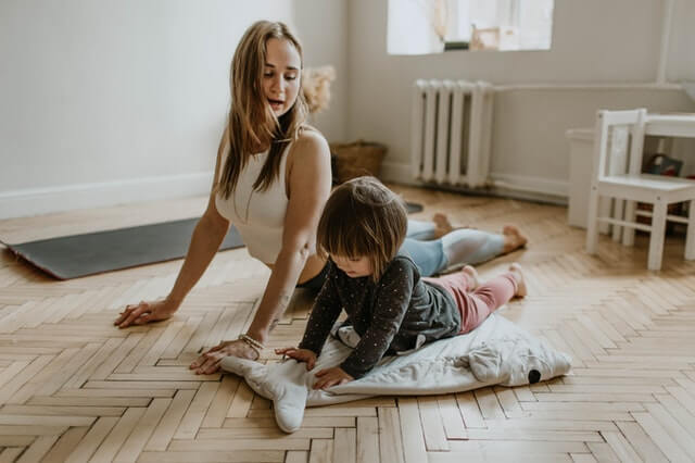 7 Tips for Getting Your Children into Exercise