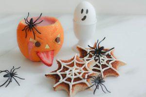 Spooky Halloween Breakfast